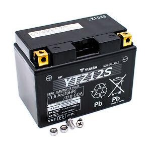 Scooter Batterie YUASA Ytz12s ( Wc) Humide