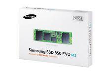 500GB Samsung SSD 850 EVO M.2 3D V-NAND Enhanced Endurance &Reliability Original