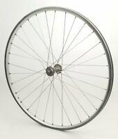 """Vintage 26"""" MTB Front Wheel. Mavic SUP Rim. Shimano XTR Hub. QR. 32H"""