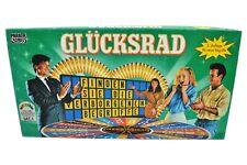 Glücksrad 2. Auflage - Parker - Brettspiel - 1989 - Rarität
