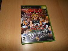 YU-GI-OH THE DAWN OF DESTINY XBOX NUOVO Not SIGILLATO UK PAL VERSIONE
