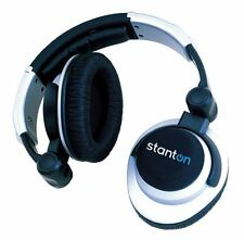 Stanton DJ PRO 2000 high output flexible DJ headphones