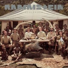 "Rammstein - Auslander (10""  Vinyl) - Sealed in stock"