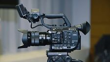 Sony PXW-FS5 XDCAM Super 35 Camera System with Zoom Lens !! BRAND NEW!