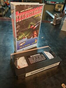 Gerry Anderson's Thunderbirds are go VHS tape Episode 8 End of the Road