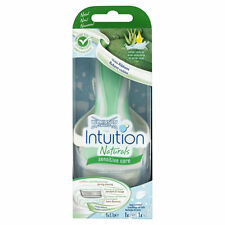 Wilkinson by Schick Intuition Sensitive Care Razor with 1 Refill Cartridge