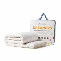 MiniJumbuk Dreamers Wool Rich Quilt for Kids Australian Made