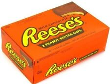 36 PACK  Reese's Peanut Butter Cup THE ORIGINAL best candy chocolate
