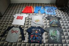 Boys Clothing Lot Of 9 Items Size:5 to 6