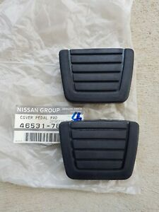 Nissan 510 Bluebird pedal pads NEW Datsun 1600
