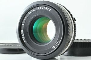 【Excellent+++++】Nikon Ai-s Nikkor 50mm F1.8 AIS Pancake Prime Lens From JAPAN581