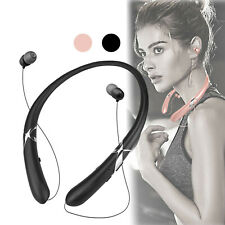 CVC 6.0 Noise Cancellation Works with Samsung,Google Pixel,LG Apple truwire HTC Desire 626G+ Bluetooth Headset in-Ear Running Earbuds IPX4 Waterproof with Mic Stereo Earphones