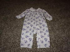 JANIE AND JACK 6-12 PURPLE FLORAL OUTFIT LILAC GARDEN