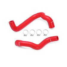 MISHIMOTO Silicone Liquido Refrigerante Tubo Flessibile Kit-Si adatta a FORD FIESTA ST180/ST200-Rosso