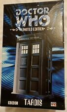Doctor Who TARDIS, Ltd Ed. Only 1040 made. 2002,40th anniversary. Rare. Perfect