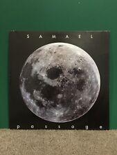 Samael - Passage LP 1996 (German First Pressing) Limited Edition 77127-1