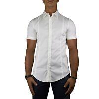 Armani Jeans Camicia Uomo Col vari tg varie   -58 % OCCASIONE  