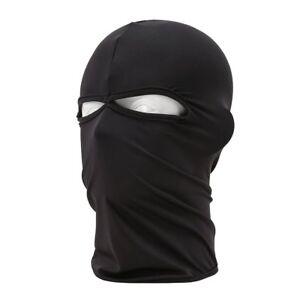 Women Men Balaclava Tactical Ski Face Cover Motorcycle Bike Warm Hiking Hood US