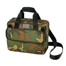 TWM Compact IPSC Range Bag with Quad Magazine Holder (Camouflage) 32x13x25cm