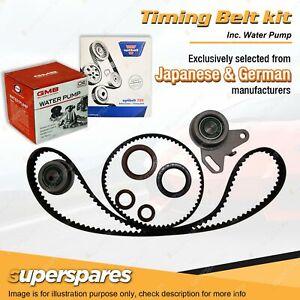 SupersparesTiming belt kit & Water Pump for Mitsubishi Express SJ 2.0L 4G63