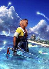 Final Fantasy X Tidus A4 Puzzle  - 120 Pieces