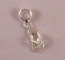 Davinci Beads Charm - Flip-Flop Dangle - Buy 2 or More DaVinci and Save!