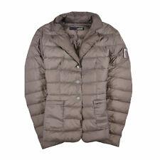 Bomboogie Damen Jacke Jacket Gr.3 (DE 40) Daunenjacke Down Winter Grau 89942