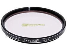 62mm. filtro skylight Kenko