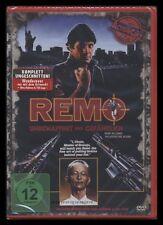 DVD REMO - UNBEWAFFNET UND GEFÄHRLICH - ACTION CULT - UNCUT *** NEU ***