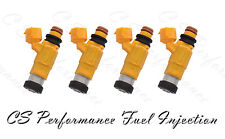 Flow Matched Fuel Injector Set: 1997-2004 Mitsubishi 2.4/3.5 - 4 Bosch CDH-275