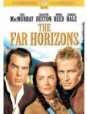 The Far Horizons (DVD) SHIPS NEXT DAY Charlton Heston, Donna Reed, Barbara Hale