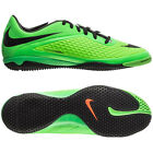 Nike HyperVenom IN Phelon INDOOR 2013 Soccer SHOES New Lime Green KIDS - YOUTH