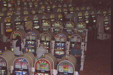 668058 Slot Machines A4 Photo Print