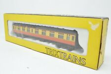 2 x TRIX TRAINS MARK 1 COACHES - BOXED