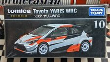 TOMICA PREMIUM #10 TOYOTA YARIS WRC 1/58 SCALE NEW IN BOX