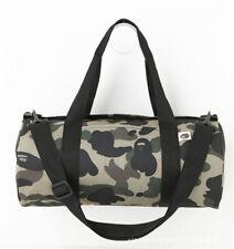 A BATHING APE BAPE Camo Handbag Casual Shoulder Bag Outdoor Travel Rucksack