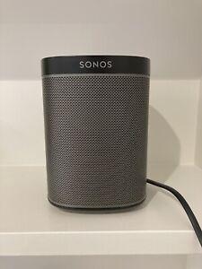 sonos play:1 black