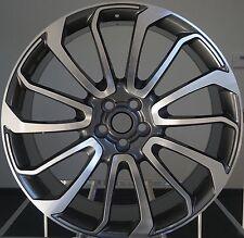 "24"" Range Rover Wheels HSE/Sport LR3 LR4 Style Supercharged/Autobiography Rims"