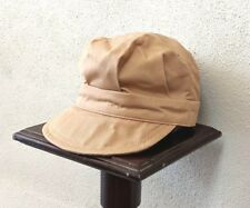 Conductor Hat Beige Engineer Sunday Works Made in USA New