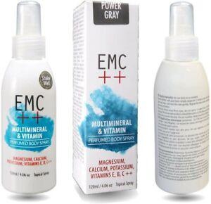 Multimineral & Vitamin body spray. With MAGNESIUM, CALCIUM, POTASSIUM, VITsE,B,C