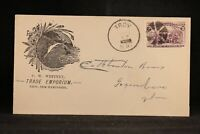 New Hampshire: Troy 1893 (circa) #231 Whitney Trade Emporium Advertising Cover