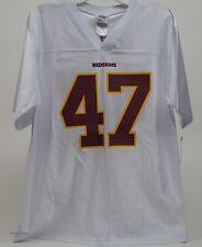 NFL Washington Redskins Cooley  57 Boys White Jersey Size XLarge 18-20 NWT e3aadb3b5