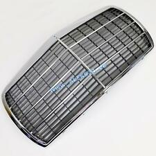 GRILLE RADIATOR GRILLE CHROME GRILLE COOLANT MERCEDES W123 S123 C123 NEW