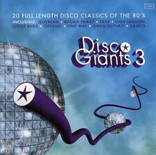 Various Artists, Dis - Disco Giants 3 / Various [New CD] Holland - Impor