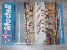 $$$ Revue en allemand Modell Oktober 10/1987