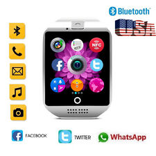 Bluetooth Smart Watch Camera Sync Facebook Twitter for Android Women Girls Boys