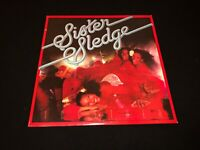 """SISTER SLEDGE """"TOGETHER"""" VINYL RECORD/LP FROM 1977"""
