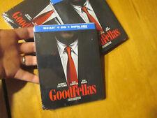 GOODFELLAS BLU RAY DVD SteelBook Edition MARTIN SCORSESE  ROBERT DE NIRO NEW