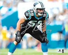 Luke Kuechly Carolina Panthers Autographed 8x10 Photo