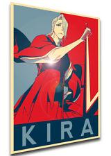 Poster Propaganda - Bleach - Izuru Kira - LL0408